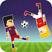 Download Funny Soccer - 2 Player Games APK on PC