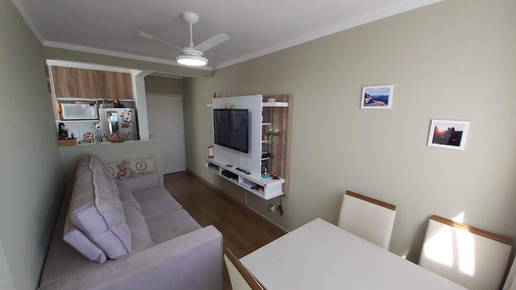 Apartamento 2 quartos para venda em Hortolândia