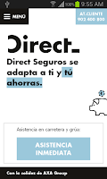 Screenshot of Direct