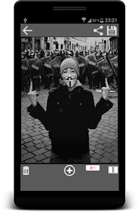 App Anonymous Mask Photo Maker Cam apk for kindle fire