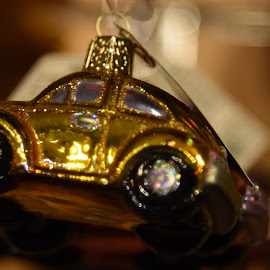 Glass Ornament  by Lorraine D.  Heaney - Artistic Objects Glass