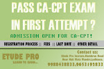 Do CA-CPT after 12th –ETUDE PRO