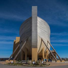 Ark2 by Bob White - Buildings & Architecture Public & Historical ( noah, bible, ark )