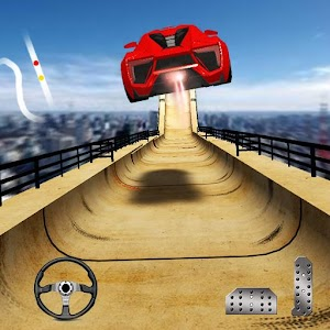 Impossible Sports Car Racing Stunts:SUV For PC / Windows 7/8/10 / Mac – Free Download