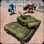 APK Game Real Tank Robots War Simulator for iOS