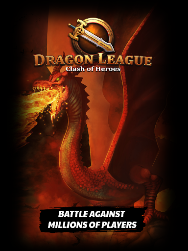 Dragon League - Clash of Mighty Epic Cards Heroes screenshot 6