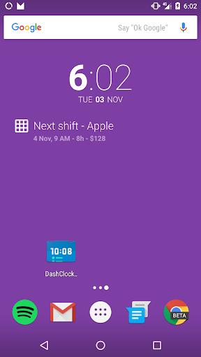 Shift Tracker Pro - screenshot