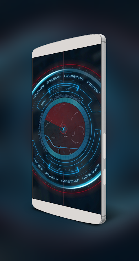 FutureHome for KLWP Screenshot 1