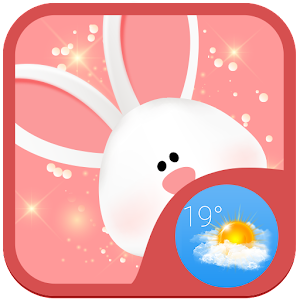 Download Rabbit Weather Widget Theme