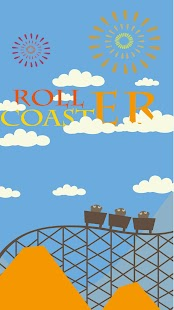 Rollercoaster Adventure screenshot for Android