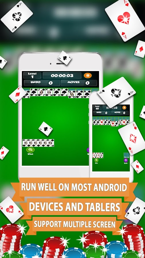 Spider Solitaire - Card Games Screenshot 3