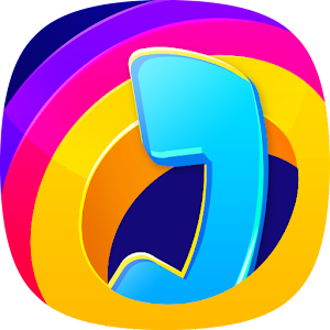 Color your phone with beautiful caller screen flash, icon packs and backgrounds! APK Icon