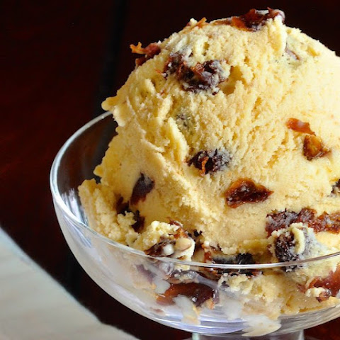 Ragged Rock Rum and Raisin Ice Cream