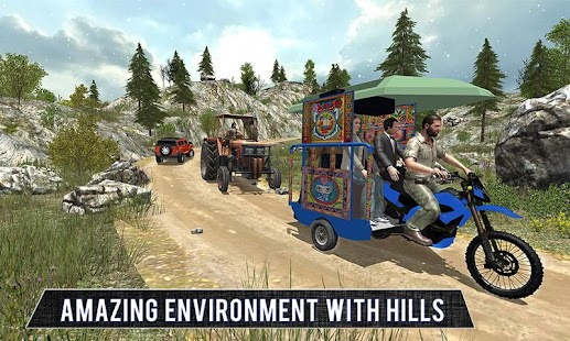 Chingchi Rickshaw Tuk Tuk Sim APK for Bluestacks