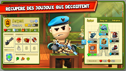 The Troopers: minions in arms Mod 1.2.2 Apk [Unlimited Money] 1