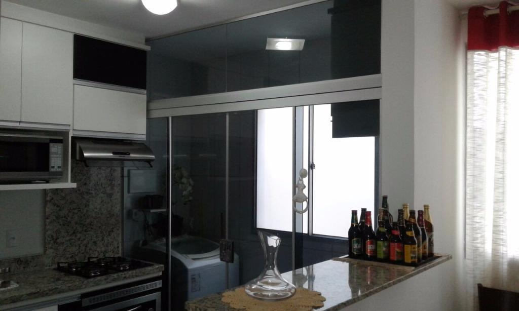 Apartamento  residencial à venda, Shopping Park, Uberlândia.