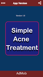 Guide for Acne Treatment 2016 - screenshot
