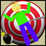 Kick The Stickman Baldi Icon