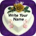 Name On Birthday Cake APK for Bluestacks