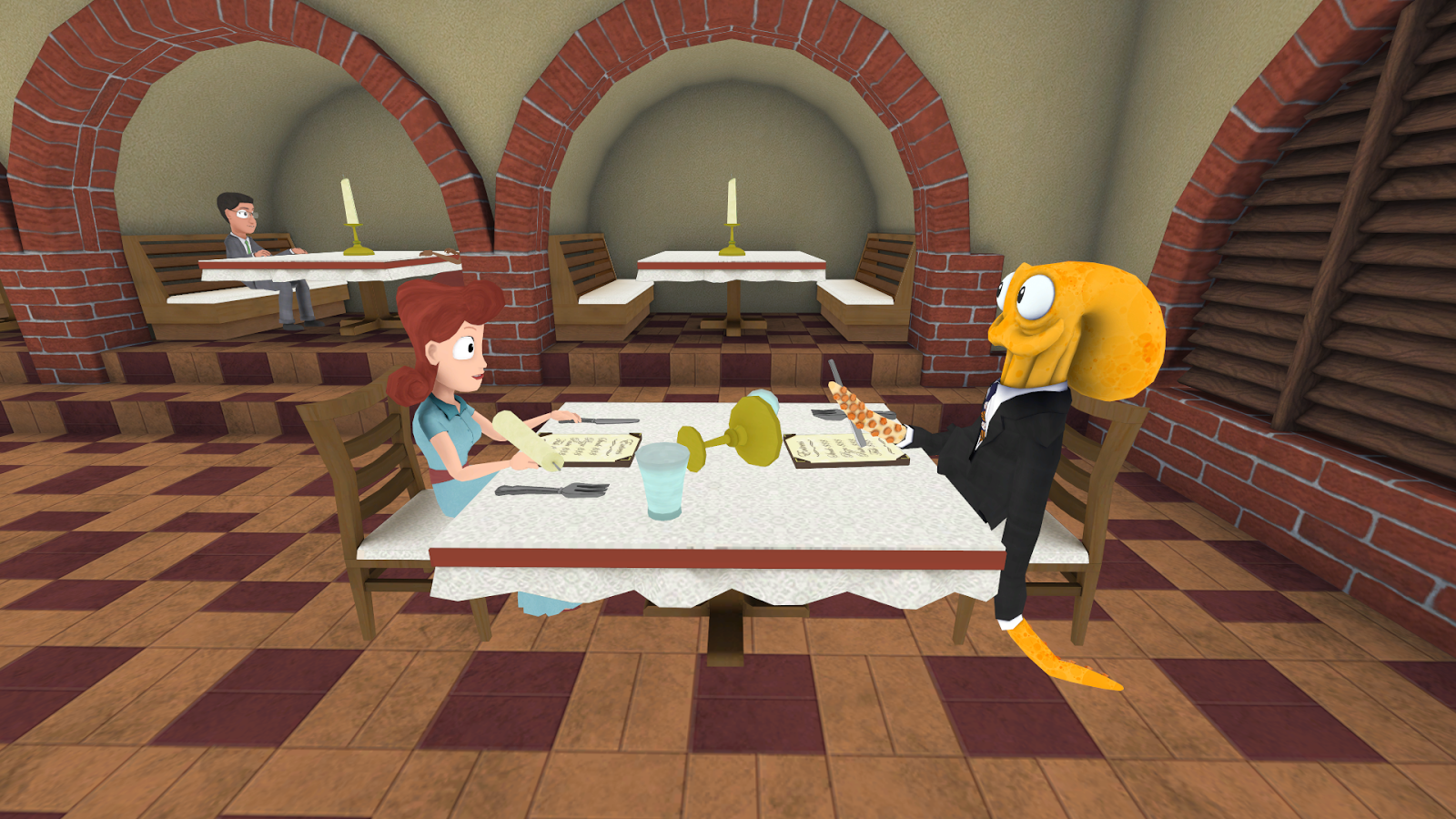 Octodad: Dadliest Catch Screenshot 0