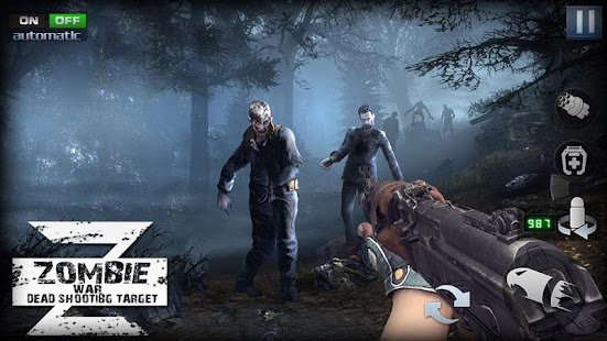 Zombie War Z : Hero Survival Rules for pc