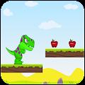 APK Game Dino Run Jungle Jurassic for BB, BlackBerry