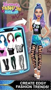 Hannah's Fashion World - Dress Up Salon for Girls