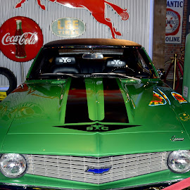 Camaro SS by Paul Pecora - Transportation Automobiles ( autos, muscle cars, camaro, super sport, chevy )