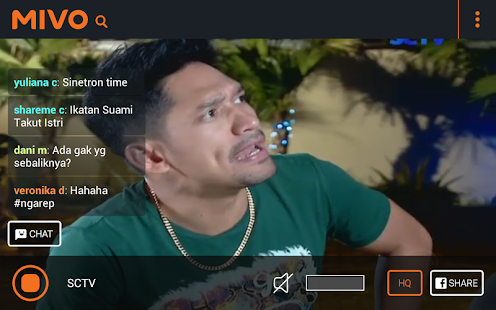 Download Mivo - Watch TV & Celebrity APK on PC
