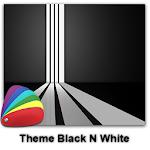 Theme - BlackWhite Icon