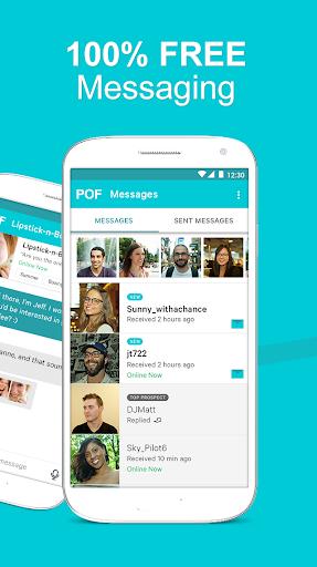 POF Free Dating App screenshot 2