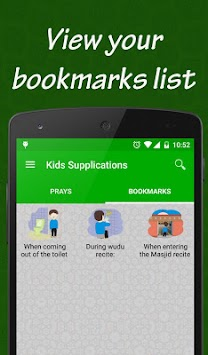 Special Events Supplications APK