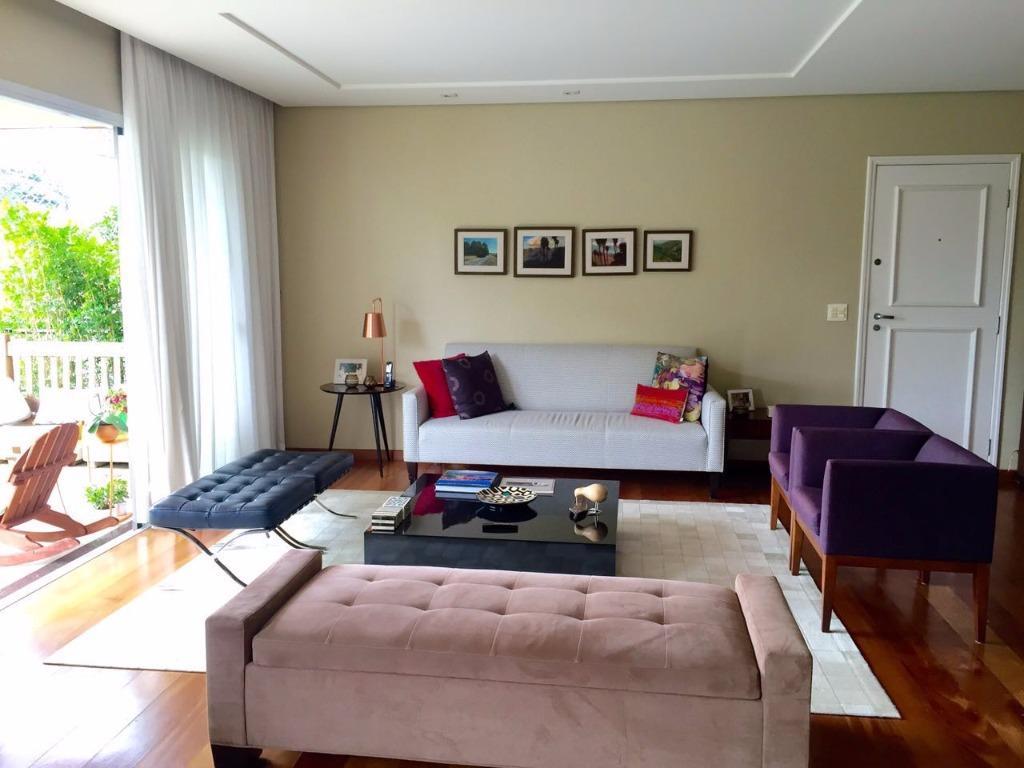Imóvel: Apto 3 Dorm, Brooklin Novo, São Paulo (AP16720)