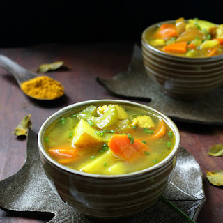 Chicken Curry Soup With Potatoes Recipes