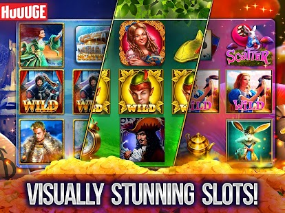 Game Slots - Huuuge Casino: Free Slot Machines Games APK for Windows Phone