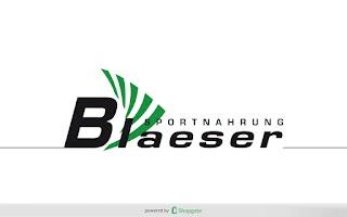 Screenshot of Sportnahrung Blaeser