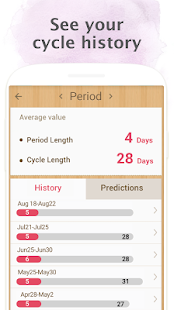 App Period Tracker, My Calendar APK for Windows Phone