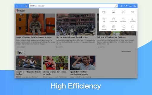 Web Browser & Fast Explorer screenshot 18