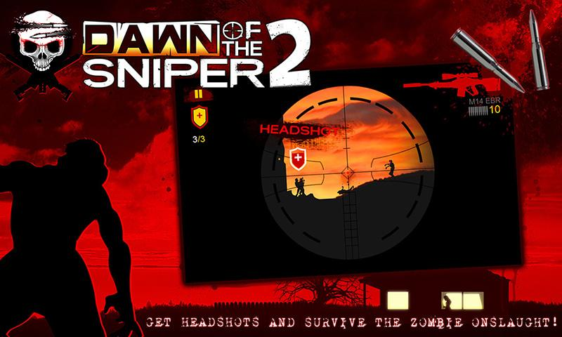 Dawn Of The Sniper 2 Screenshot 2