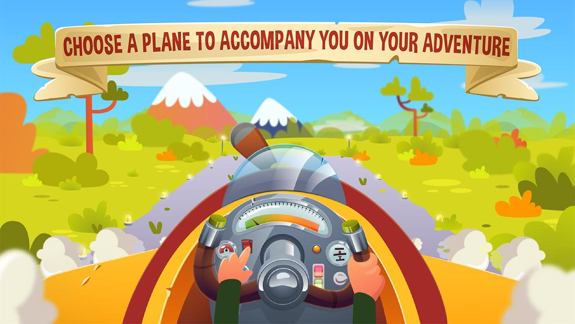 Brave Jet -the New Adventure Screenshot 1