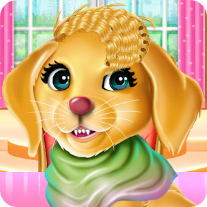 Puppies Beauty & Spa Salon Released on Android - PC / Windows & MAC