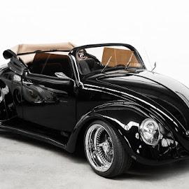 Low Beetle Cab by Arti Fakts - Transportation Automobiles ( car, centr'expo, belgique, mouscron, voiture, beetle, cox, intecooled, vw, 24-120mm, d750, invasion, nikon, coccinelle,  )