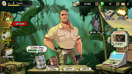 JUMANJI: THE MOBILE GAME Screenshot
