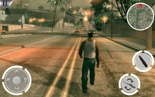 Gangster Theft Auto San Andreas City
