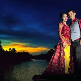 sunset by Awan Riccen - Wedding Other