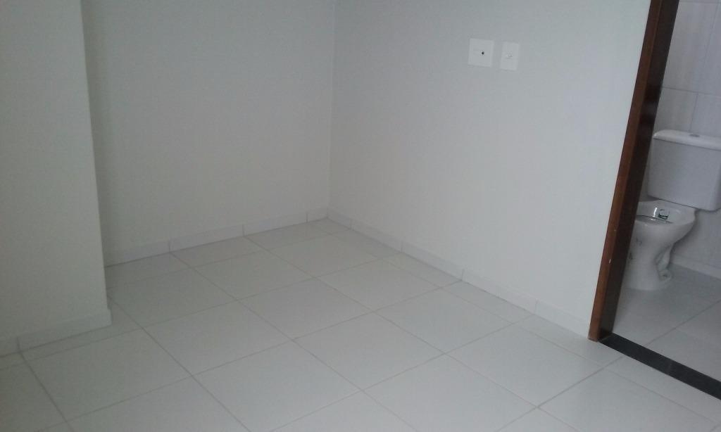 Apartamento residencial à venda, Camboinha, Cabedelo - AP4949.