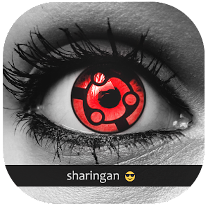 Real Rinnegan Sharingan ????