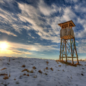 by Boštjan Peterka - Landscapes Prairies, Meadows & Fields