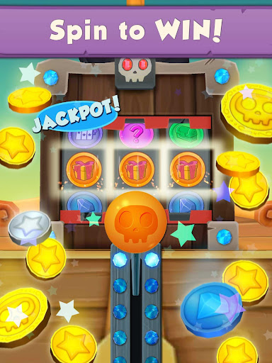Coin Dozer: Pirates - screenshot