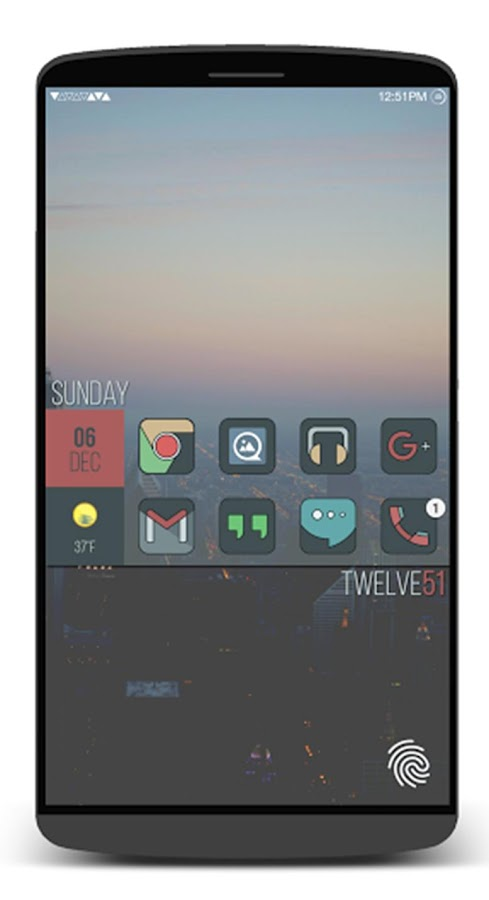 IMMATERIALIS ICON PACK Screenshot 6